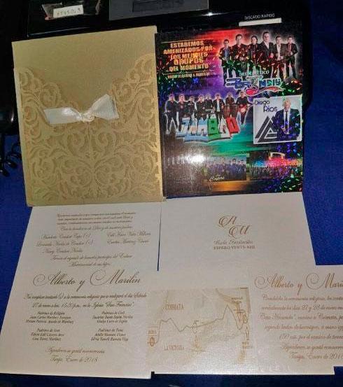 Video invitación de la boda del año en Tarija - La boda más cara