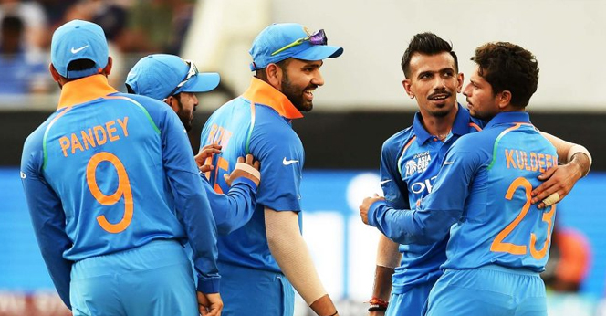 India-Win-By-Five-Wickets