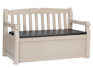 Keter Outdoor Storage Bench