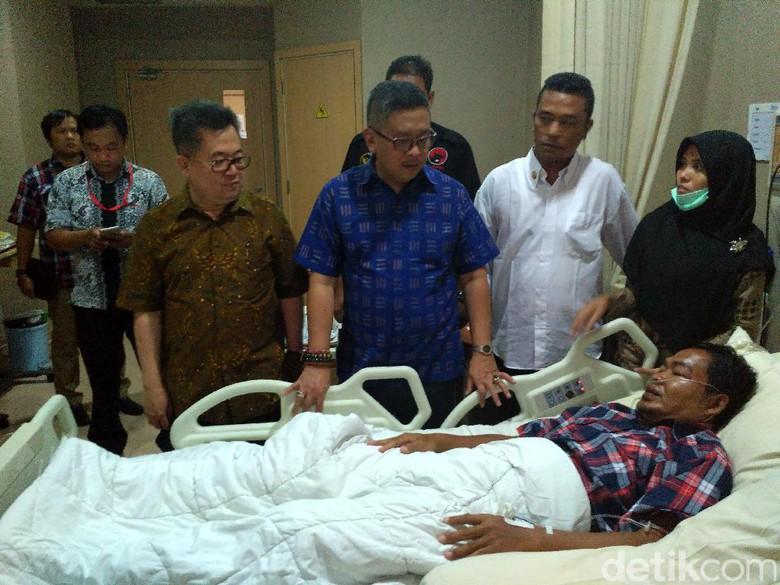 Kader Partai Dikeroyok, Sekjen PDIP: Kekerasan Rusak Peradaban!