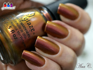China Glaze - Cabin Fever