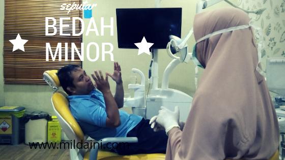 Bedah Minor Gigi Dengan    Menggunakan BPJS