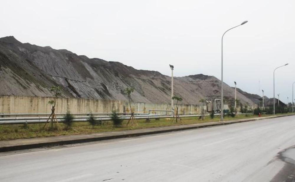 Formosa xây núi nhân tạo, ngoài xỉ thép, còn chuyện gì?