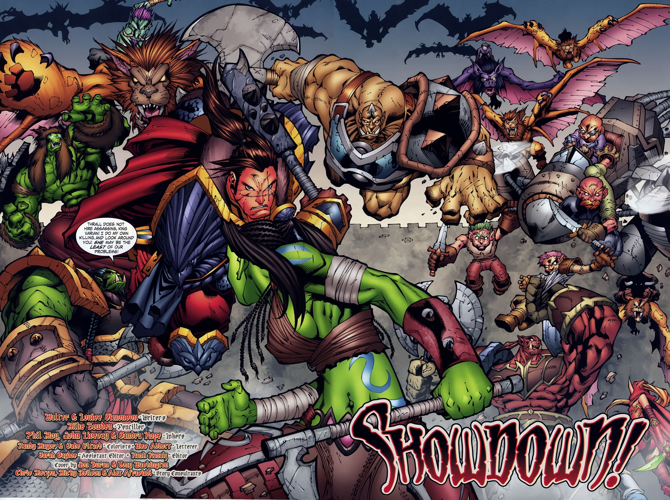 Read online World of Warcraft comic -  Issue #18 - 3