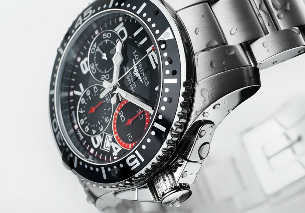 All Best Watches : LONGINES HydroConquest CHRONO