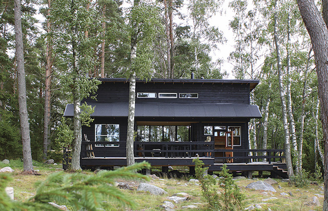 A tour of an idyllic Finnish summer cabin