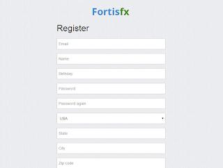 Cara Daftar Akun Forex Lengkap Dengan Gambar
