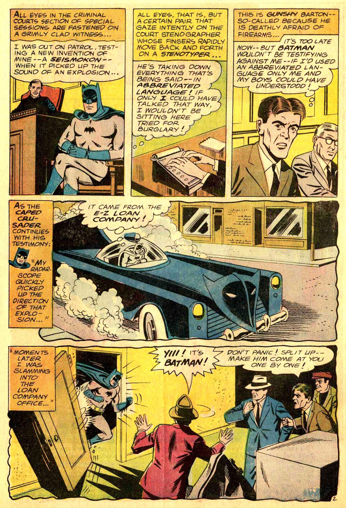 Detective Comics (1937) 360 Page 3