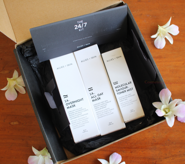 Allies Of Skin 24/7 Skincare Kit