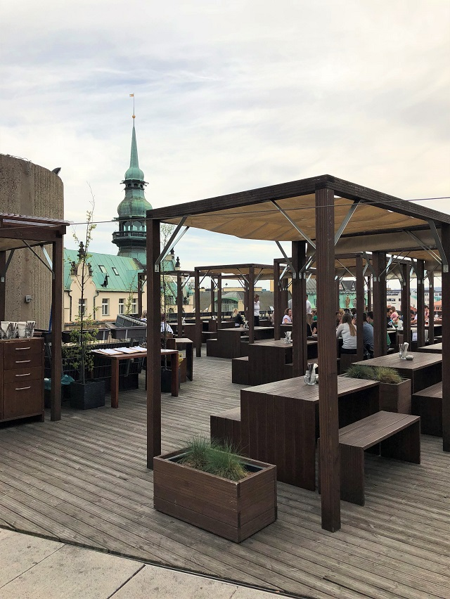 Hidden Gems Of Prague Travel Guide T'Anker Terrace