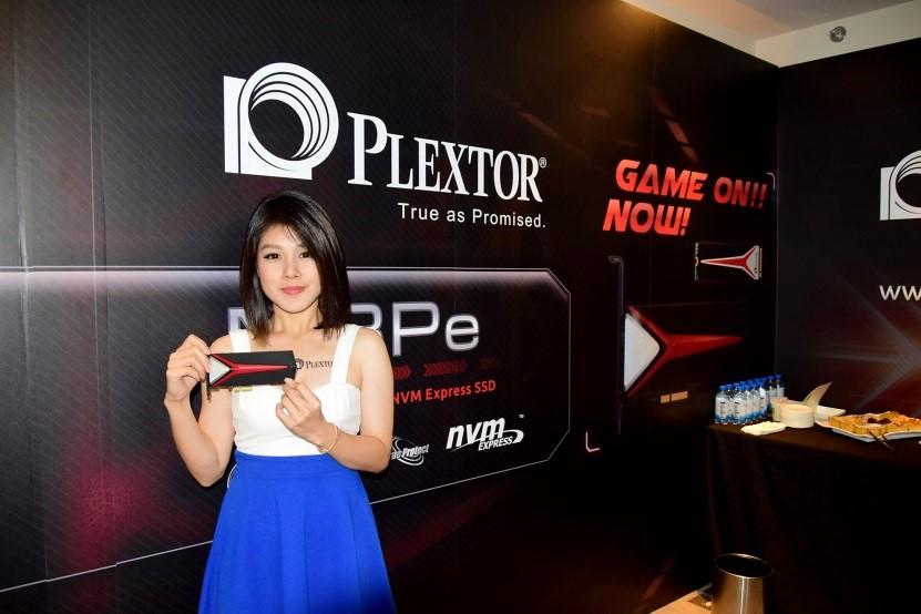 Plextor High Performance M8Pe NVMe SSD and EX1 External SSD