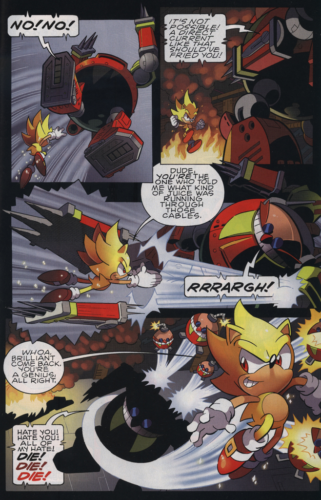Read online Sonic The Hedgehog comic -  Issue #229 - 27