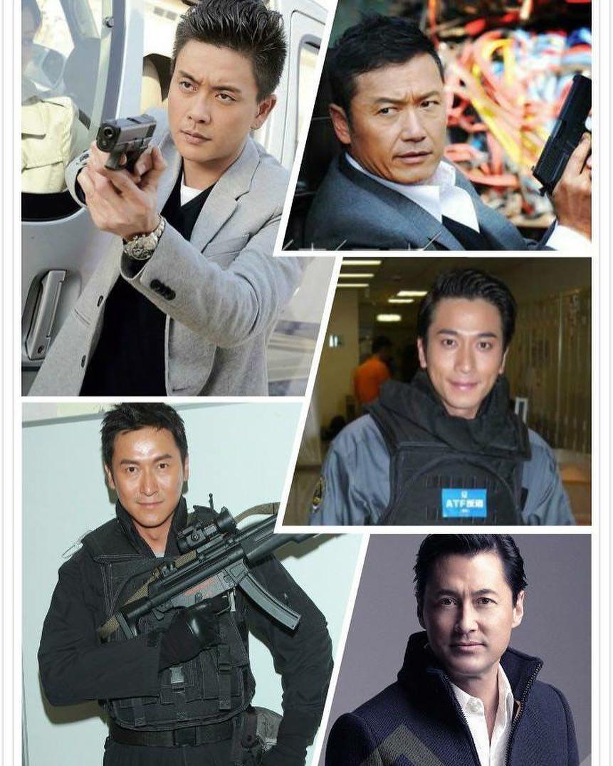 Phi Hổ Cực Chiến - TVB - SCTV9