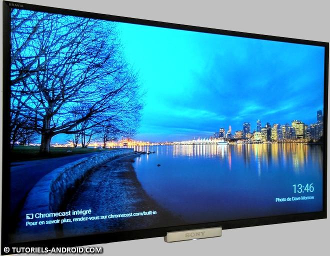 Configuration Mi Box 3 avec TV