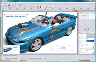 JShot capture screen and upload application software