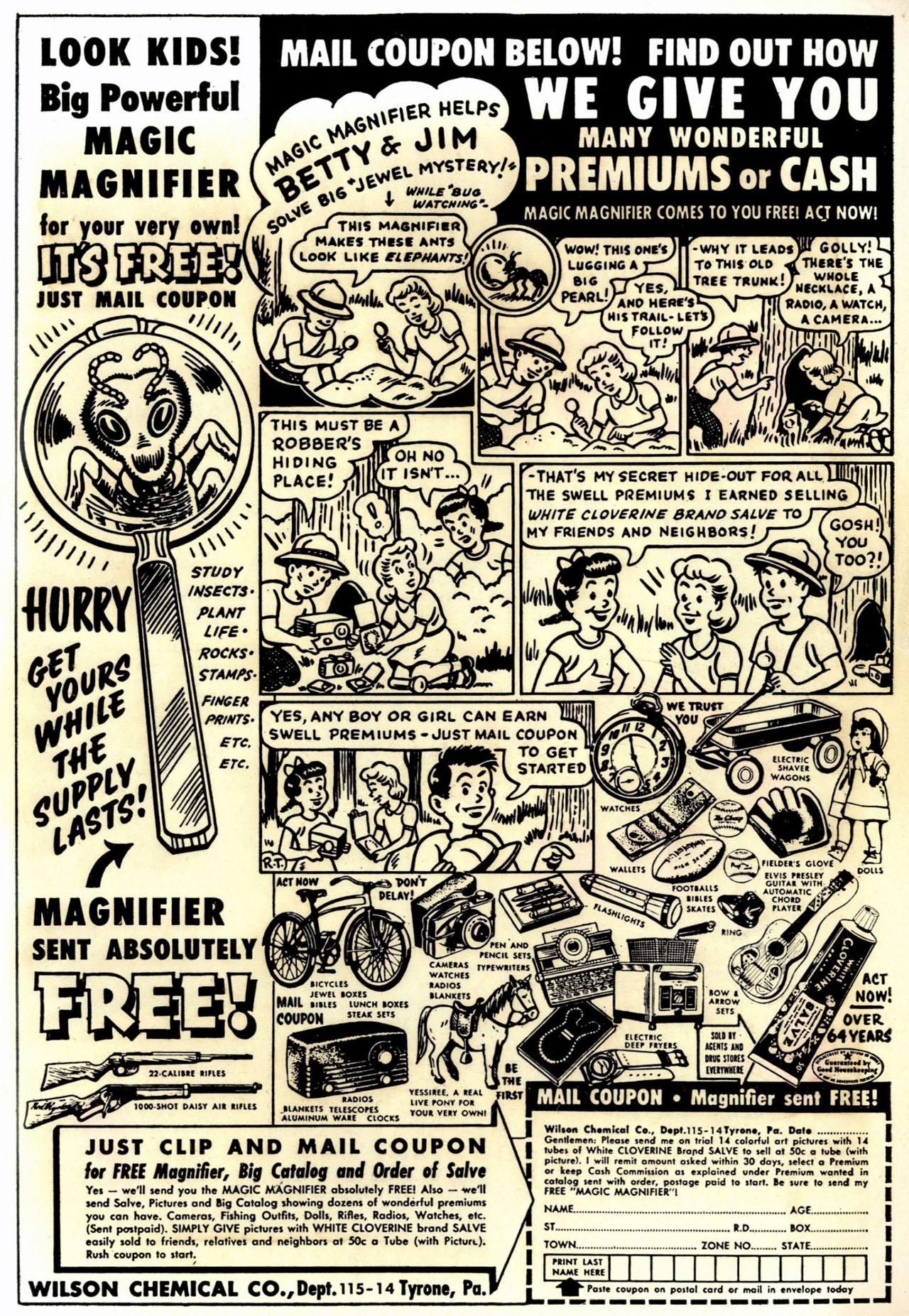 Read online Detective Comics (1937) comic -  Issue #257 - 35
