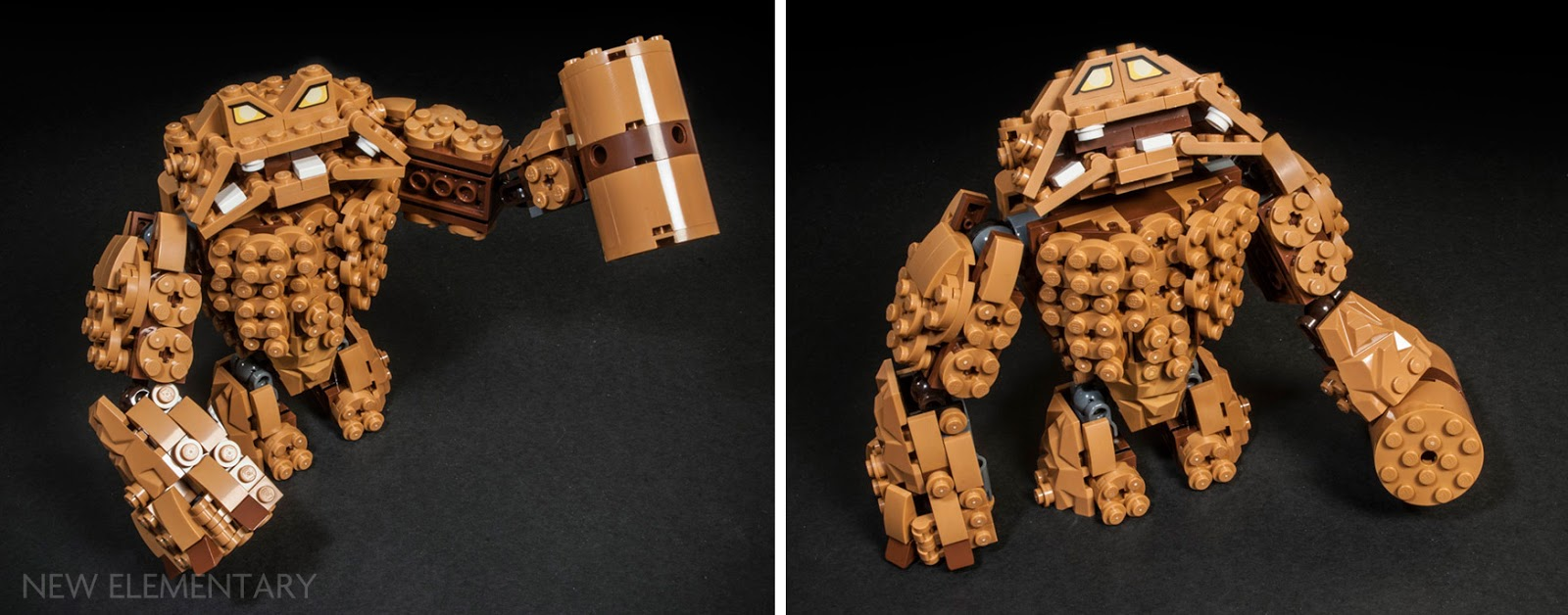 The Clayface of Nougat Flesh | New Elementary, a LEGO ...