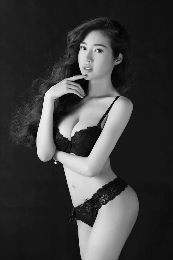 a10 - Hot Model ELLY TRAN Beautiful Sexy