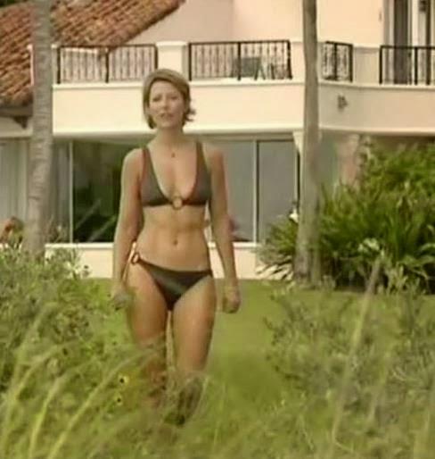 Mine samantha brown bikini gallery