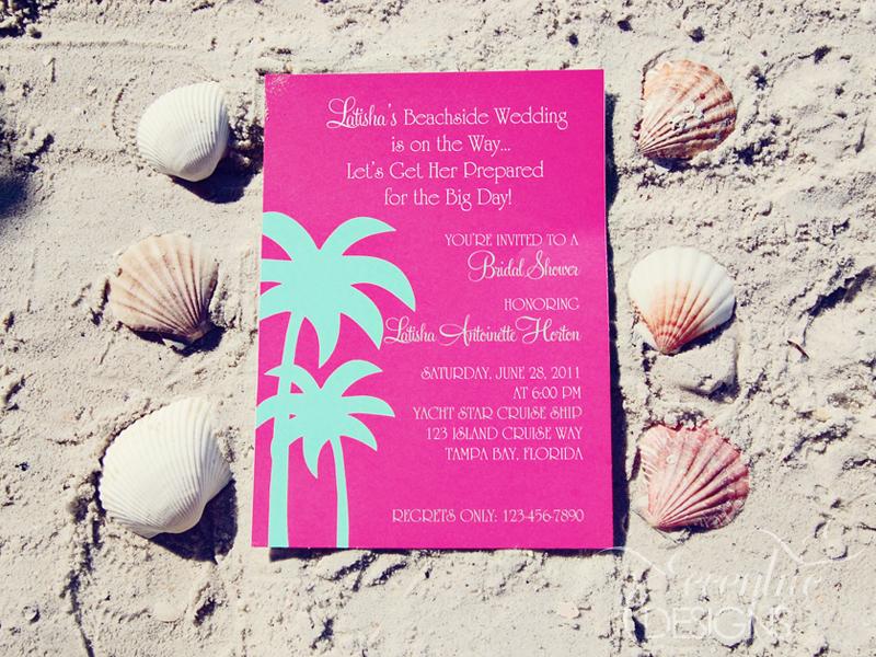 Destination Wedding Stationery Ideas