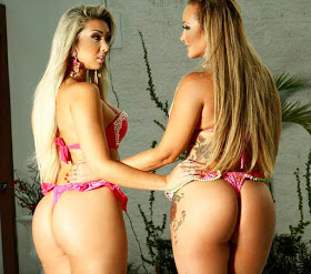 Brazil's Miss Bumbum competition