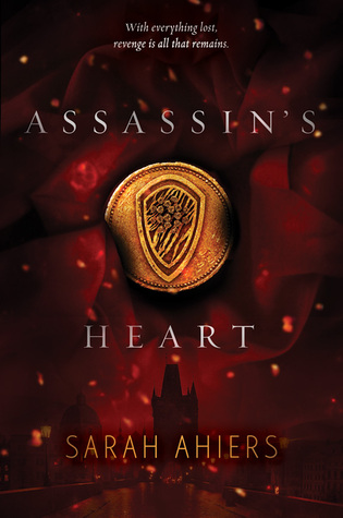 Assassin's Heart Sarah Ahiers