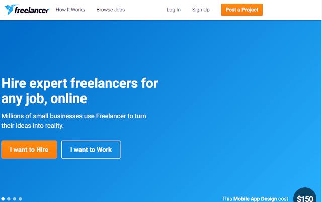 Freelancer (Lowongan Kerja Online) Beri Penilaian!