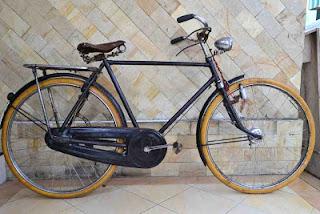 gambar sepeda ontel