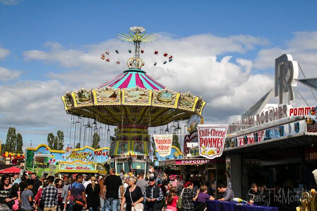 Wellenflug Jahrmarkt Kreuznach