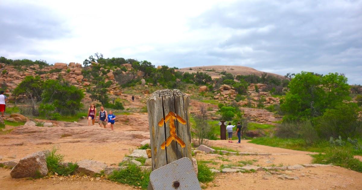 Enchanted Rock Travel Treast Irasema Ortiz