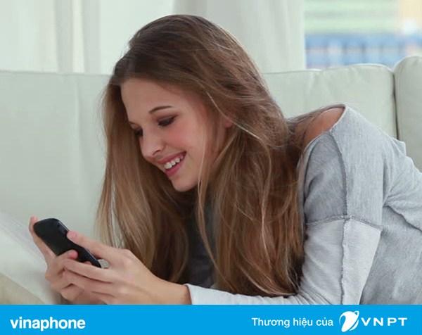 Hướng dẫn kiểm tra phút gọi, sms và data khuyến mãi còn lại Vinaphone