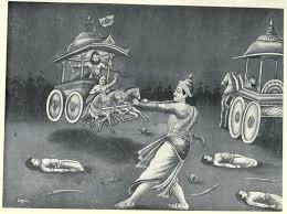 why yudhisthira curse kunti