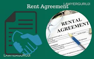रेंट एग्रीमेंट  (किरायेदारी अनुबंध)  कैसे लिखे। ( How to write a Rent agreement in Hindi.)