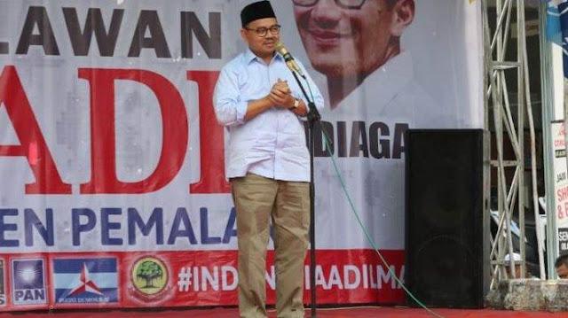Mantan Pembantu Jokowi Pastikan Kemenangan Prabowo - Sandi Makin Dekat