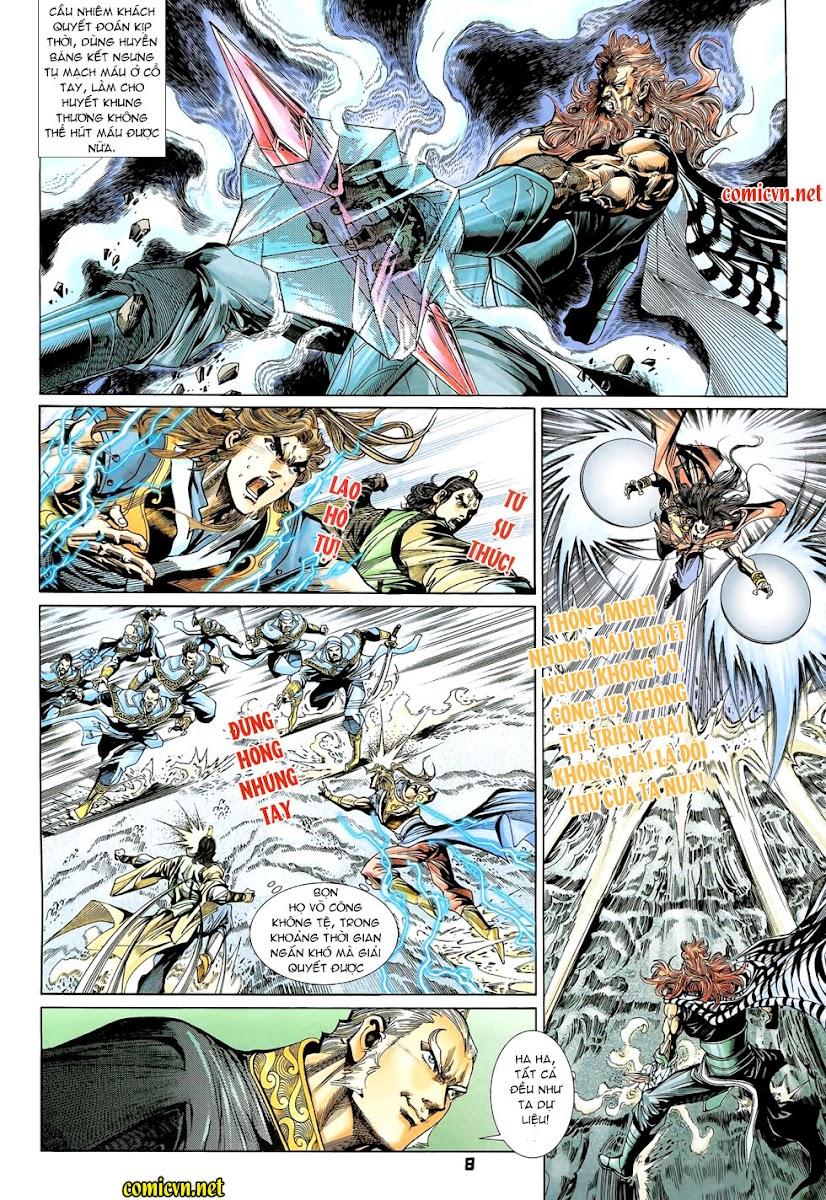 Đại Đường Uy Long chapter 92 trang 8