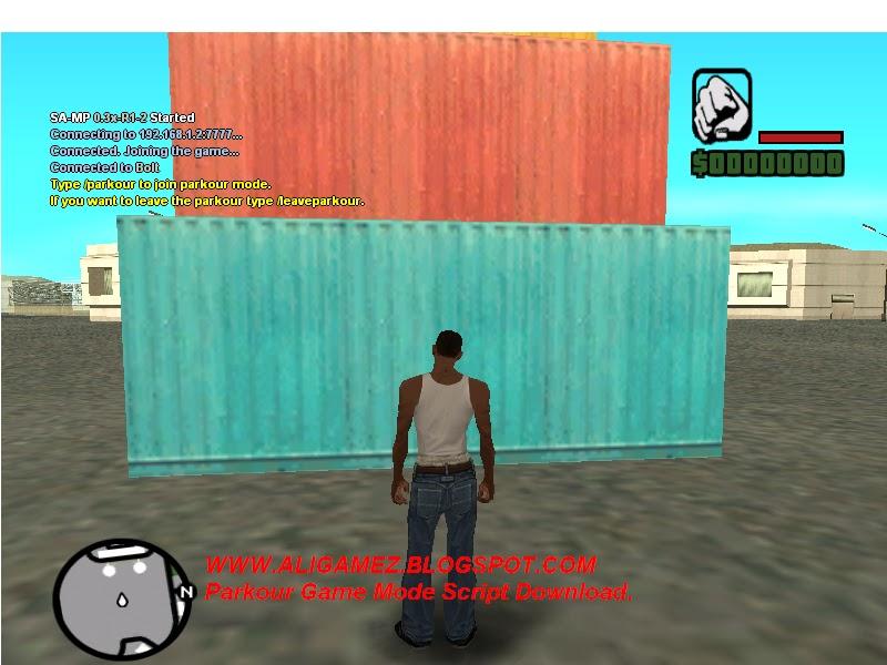 Download Free Full Version Games: SA-MP Download Parkour