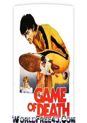 Poster Of The Game of Death (1978) In Hindi English Dual Audio 300MB Compressed Small Size Pc Movie Free Download Only At worldfree4u.com