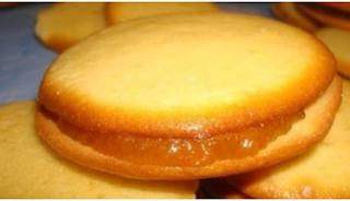 Εκπληκτικά μπισκότα μαρμελάδα «στο λεπτό