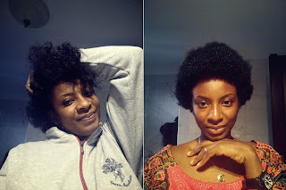 TIPS FOR TRANSITIONING  TO NATURAL HAIR, RELAXED HAIR TO NATURAL HAIR