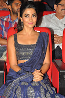 Pooja Hegde choli saree at DJ Duvvada Jaggannadham music launch ~  Exclusive 39.jpg
