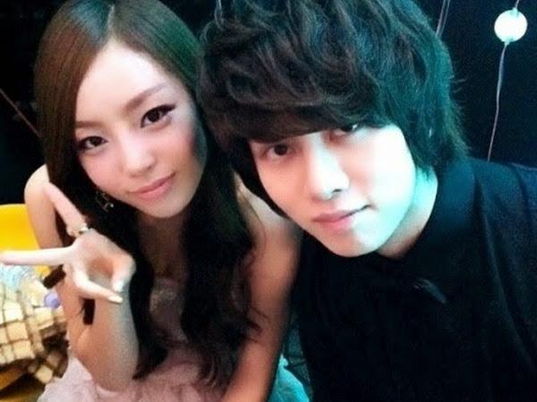 Heechul dan song ji hyo dating