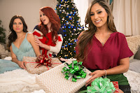 Elle Alexandra, Shyla Jennings, Reena Sky – Christmas Spirit: Part Three, Scene #01