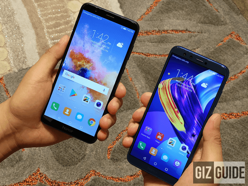 Honor 7X (Left)
