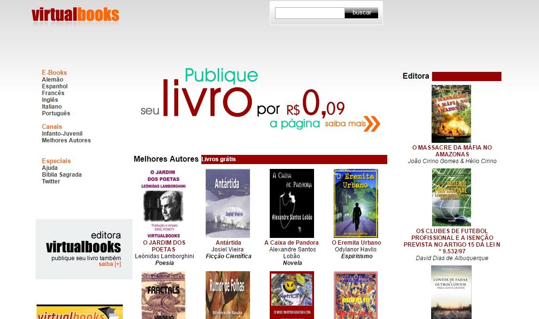 Site Para De Livros Pdf