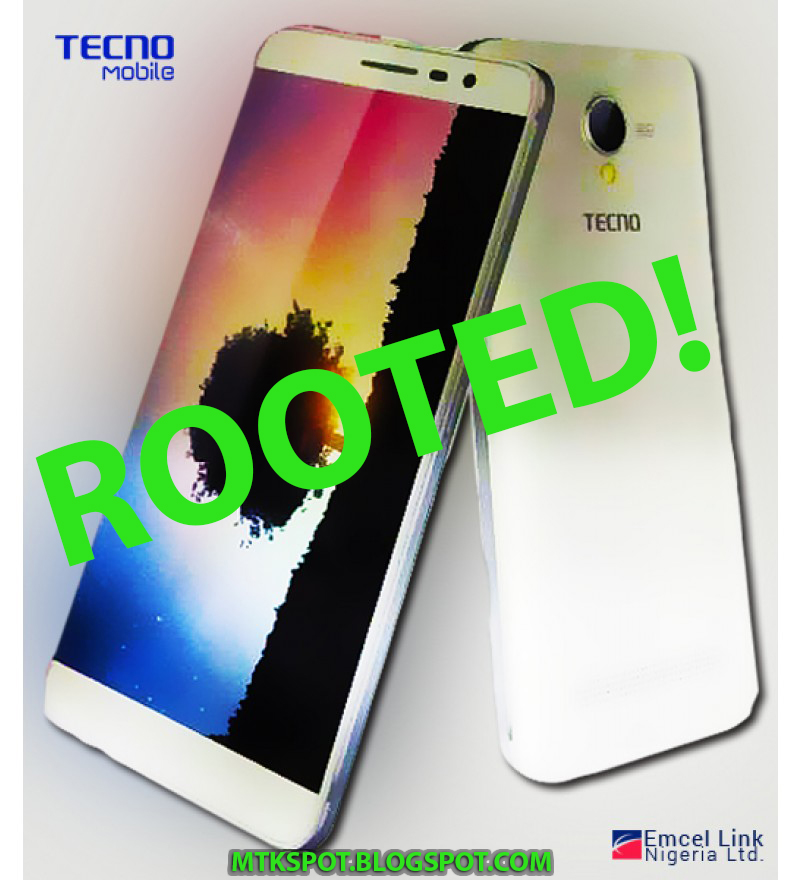 Easily Root Tecno W4
