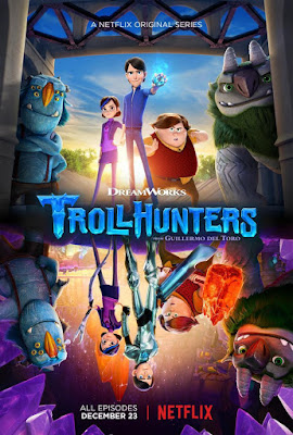 Trollhunters Temporada 1  WEBRip Dual Latino/Ingles