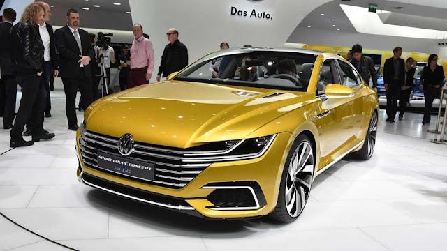 Yeni Volkswagen Arteon Fiyat Listesi 2017-2018