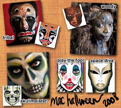 Стань звездой! Креативный макияж и идеи для Хэллоуина