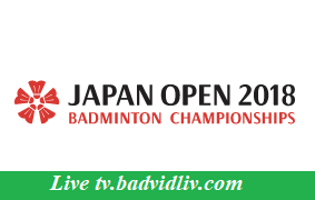 Japan Open 2018 live streaming