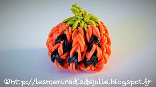 http://lesmercredisdejulie.blogspot.fr/2014/10/loom-citrouille-dhalloween-en-elastiques.html
